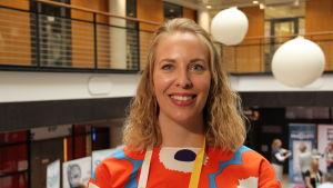 Maria Nygård är chef för  Uppgraded Life.