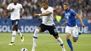 Får Kylian Mbappé sitt VM-genombrått i Ryssland?