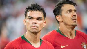 Pepe och José Fonte