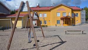 Hindhår skola i Borgå
