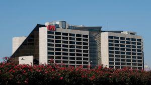 CNN:s byggnad i Atlanta.