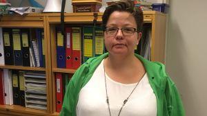 Marielle Mutka, rektor Helsinge skola