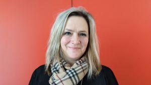 Maraina Lundkvist, lektor i småbarnspedagogik vid Helsingfors universitet