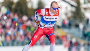 Sindre Björnestad Skar åker VM-sprint.