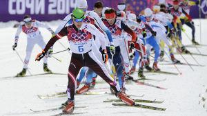 Johannes Dürr tävlar i Sotji-OS