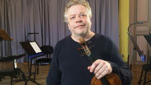 man med violin