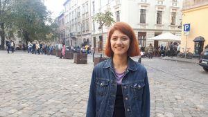 Margo Prodaivoda i Lviv.