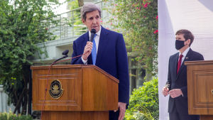 USA:s specialsändebud i klimatfrågor, John Kerry