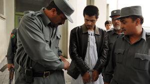 Sayed Pervez Kambaksh dömdes till döden för att ha varit kritisk till islam.