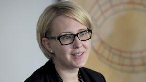 Maria Lohela, riksdagens talman