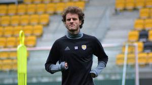 Mehmet Hetemaj spelar fotboll för SJK i Seinäjoki.