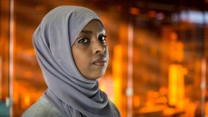 Henkilökuva Habiba Alista.