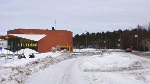 Equity i centrum av Larsmo.
