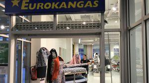 Eurokangas i Borgå.