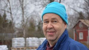Leif Biström.