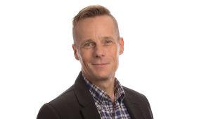 Marko Kuuskorpi, expert på fysisk lärmiljö.