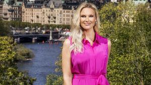 Programledaren och artisten Sanna Nielsen