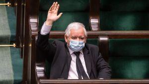 Polens mest inflytelserika politiker Jarosław Kaczyński är inte ens minister. Han är partiledare och parlamentariker.
