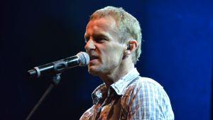Jo Nesbø som solist i bandet Di Derre