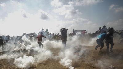 Israel vagrar att avbryta flygattacker