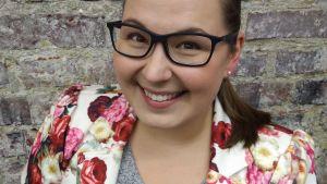 Personporträtt av Petra Louhimies.
