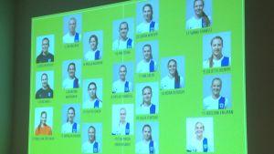 Finlands trupp i FIFA U-20 VM 2014