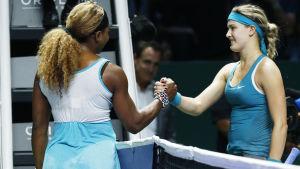 Tennis, WTA-final, 2014