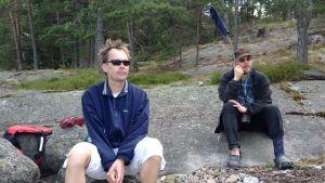 Kaj Arnö och Aaro Söderlund