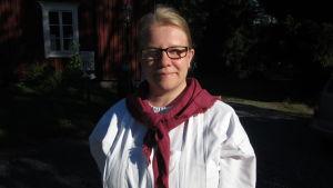 Pia Norrgård-Sillanpää, lägerledare