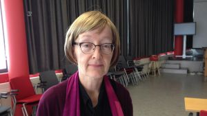 Jaana Vuorio är Migrationsverkets överdirektör