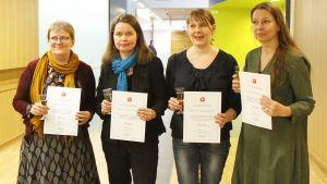 Ikimaa -kuunnelma voitti Sokeiden kuunnelmapalkinnon 2015