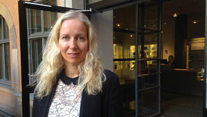 Anna Dahlberg, journalist på Expressen