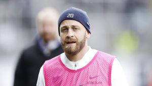 Daniel Sjölund har spelat fotboll i 20 år på högsta nivå.