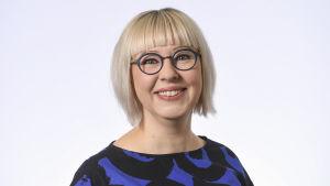 Kansanedustaja Aino-Kaisa Pekonen, Vasemmistoliitto.