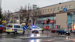 Trafikolycka i borgå 14.11.19