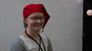 BUU-dagen i Hfors 2019. Porträtt på Ida Alexandersson.