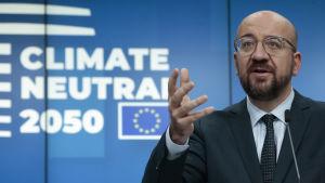 Europeiska rådets ordförande Charles Michel.