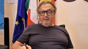 Lampedusas borgmästare Salvatore Martello.