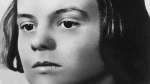 Sophie Scholl.