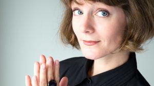 Illustratören och författaren Lena Frölander-Ulf.