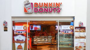 Dunkin Donuts i Seul