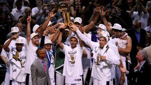 San Antonio Spurs vann.