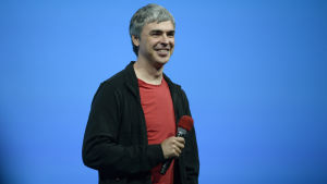 Googles grundare Larry Page