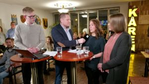 Valvaka i Åbo 20180128