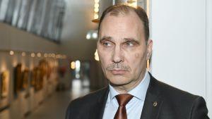 Olli Töyräs, Centralkriminalpolisen