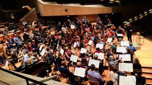 RSO Berliinin Filharmoniassa