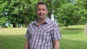 Harald Holmström.