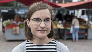 Senja Laakso on Helsingin yliopiston tutkija.