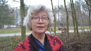 Birthe Wistbacka, verksamhetsledare för Norra Kust-Österbottens fiskeriområde.