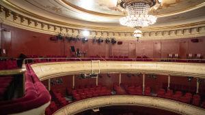 Åbo Svenska Teaterin katsomo